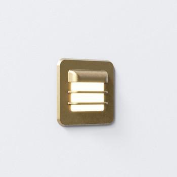 Светильник встраиваемый в стену Arran Square LED 1379001